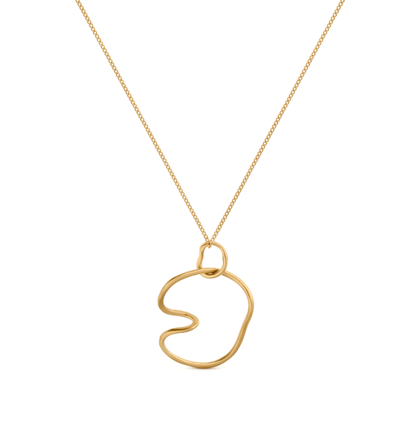 TRAMUNTANA golden NECKLACE