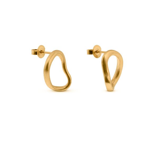 TRAMUNTANA golden EARRINGS