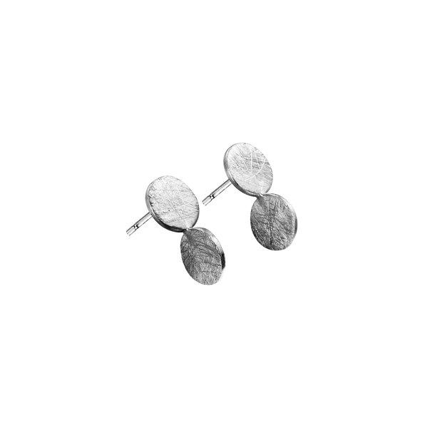 PENDIENTES plata ARAI