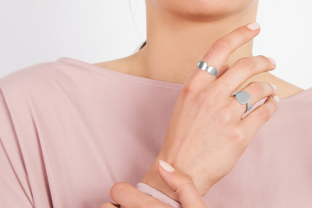 ARP silver RING