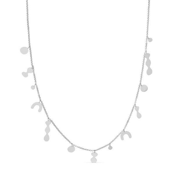 ARP silver NECKLACE