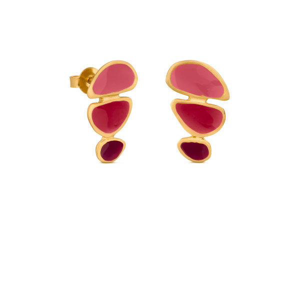 BORN golden EARRINGS