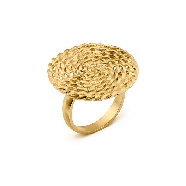MIMBRE golden RING