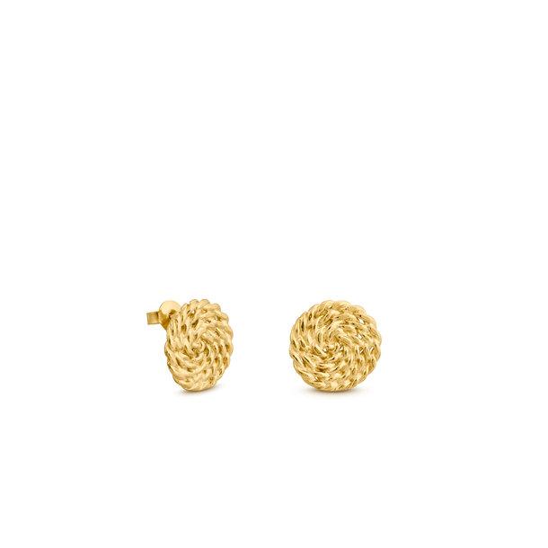 MIMBRE golden EARRINGS