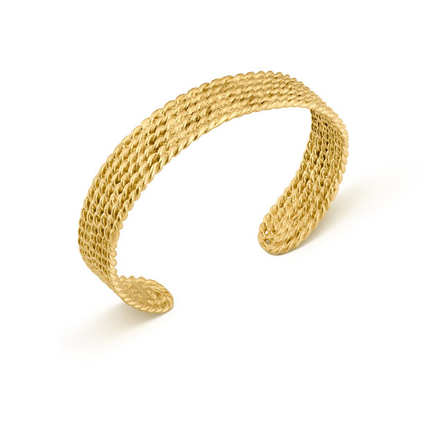 MIMBRE golden BRACELET